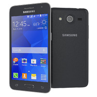 3d smartphone samsung galaxy core model