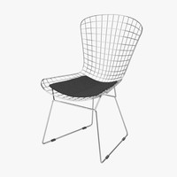 harry bertoia wire chair max