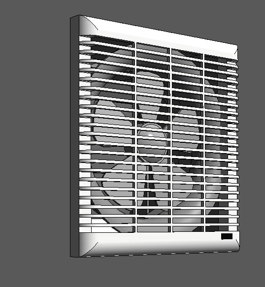 Building Exhaust Fans : Building other exhaust fan families