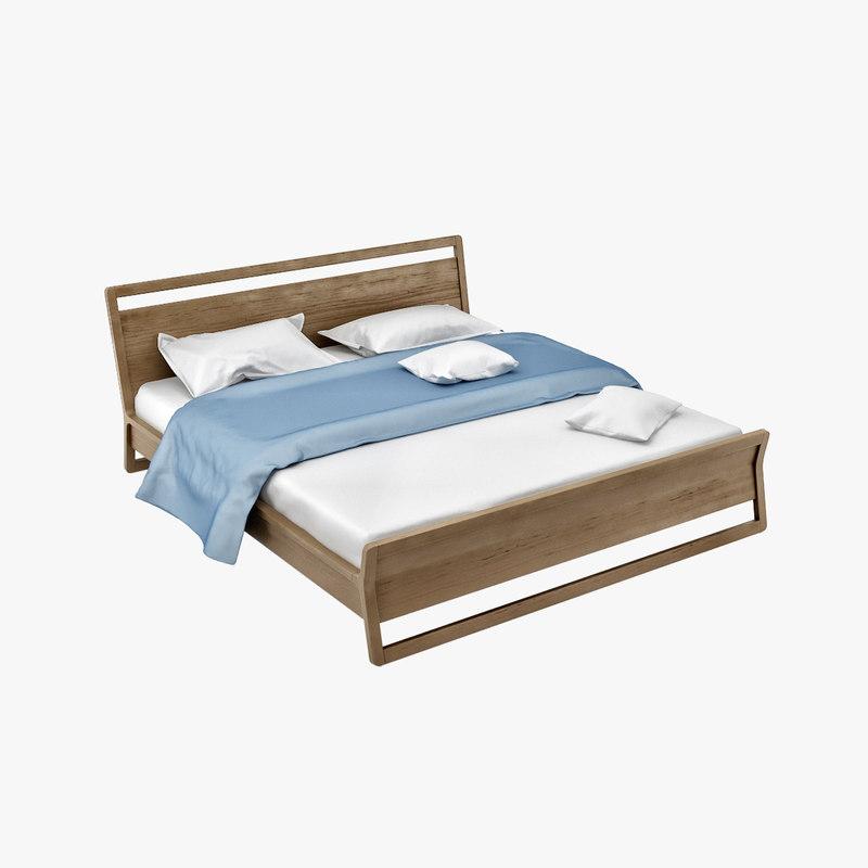 3d 3ds woodrow beds
