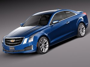 2015 coupe cadillac c4d