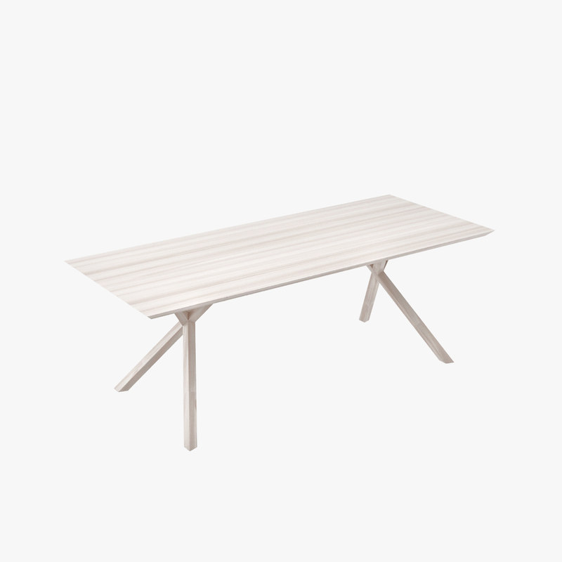 design xy dining table 3d model