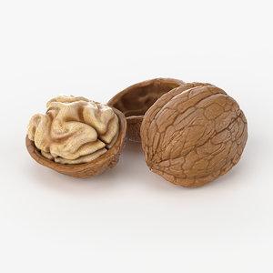 3dsmax realistic walnut real