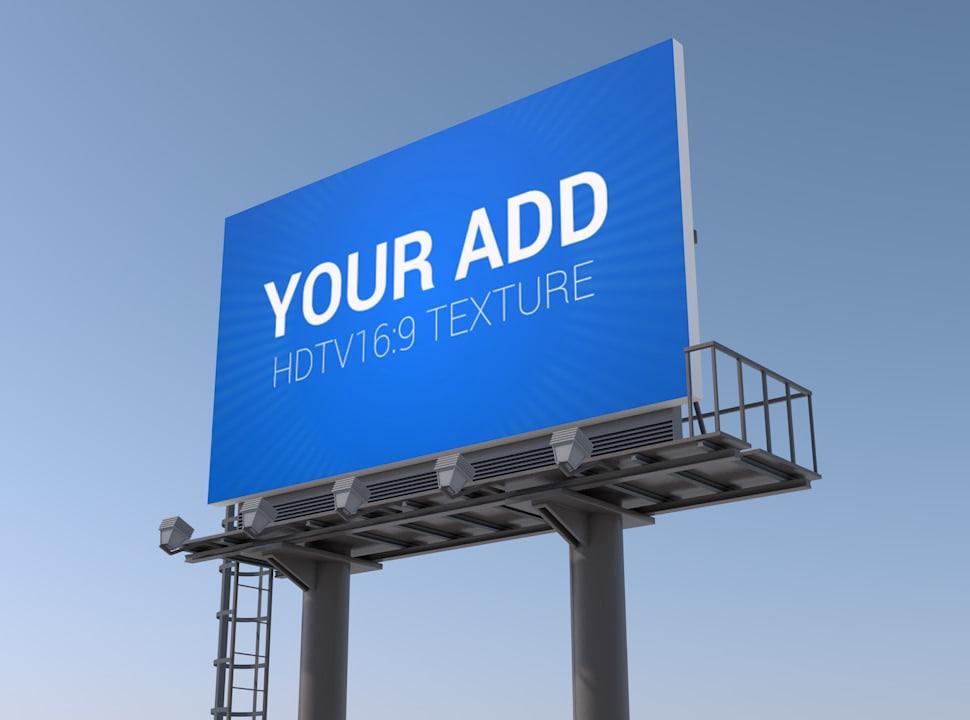 billboard - 3d 3ds