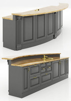 max kitchen island cabinet