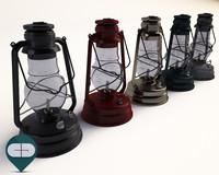 old lamp 3d model