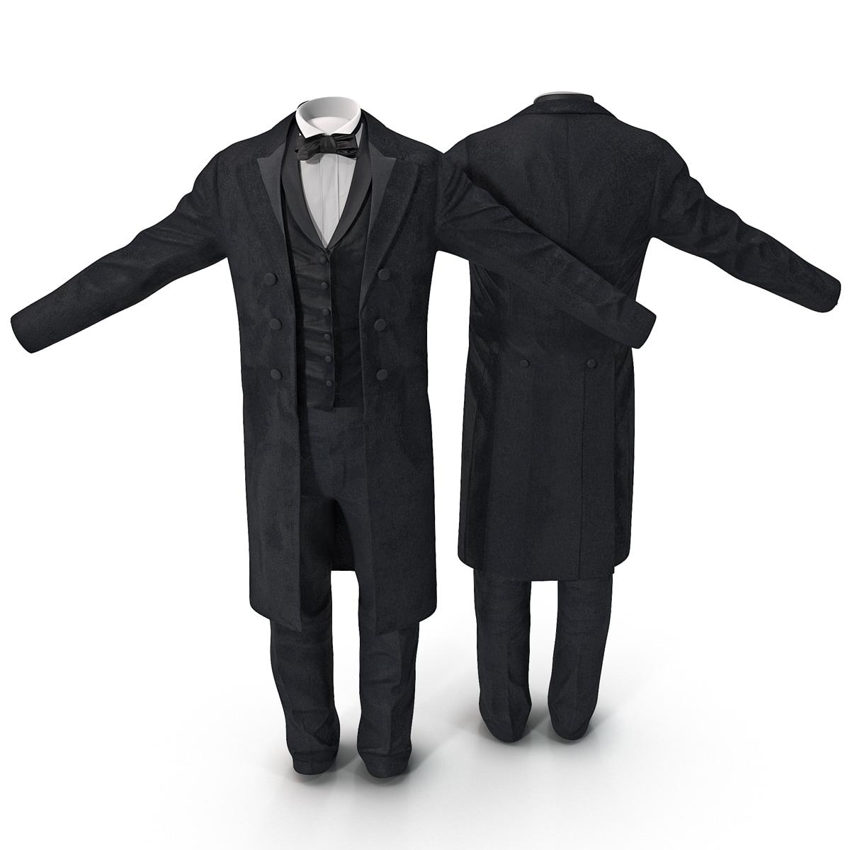 3d mens dinner suit 2