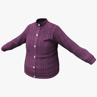 older ladies cardigan 3ds