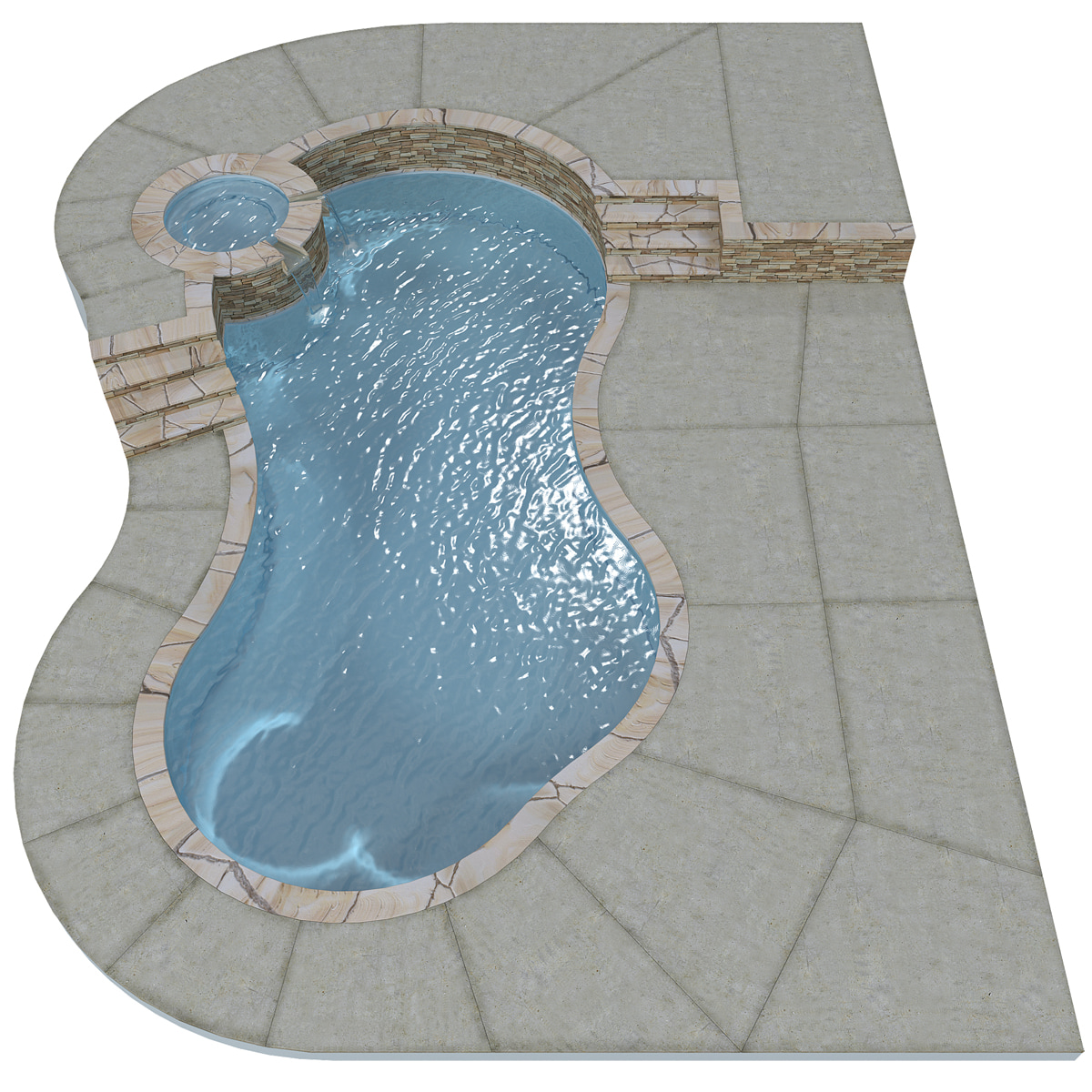 swimming pool 2 3ds