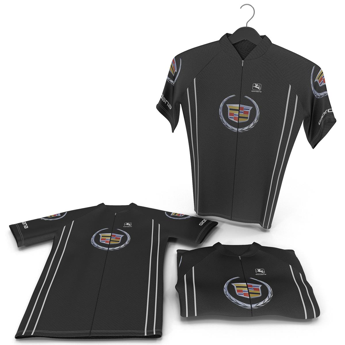 3ds cyclist t-shirts set