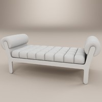 belle etoile bench 3d max
