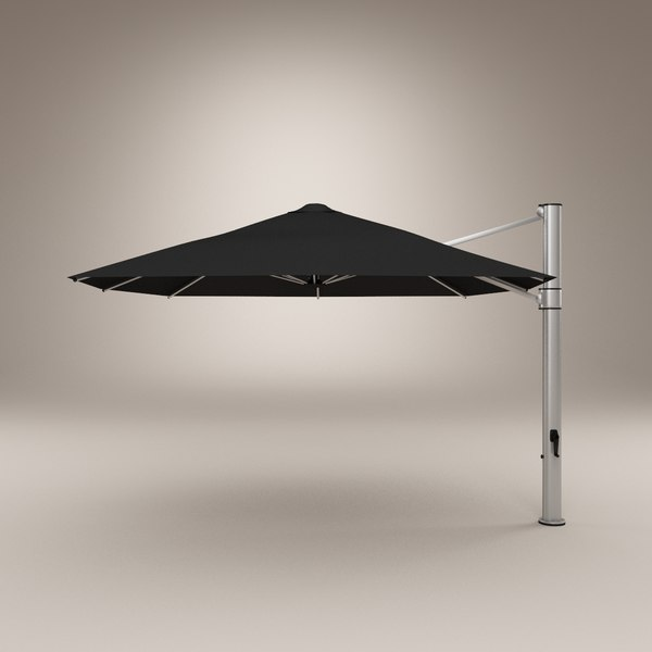 3d model frankford umbrella