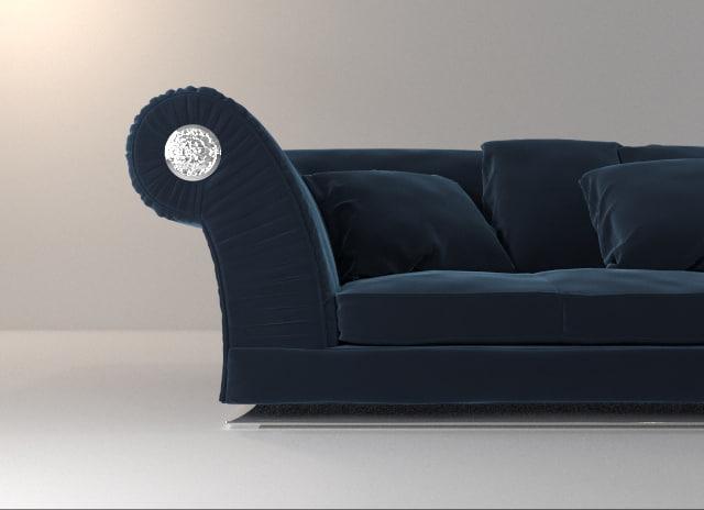 prestige sofa 3d