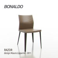 max bonaldo razor chair mauro