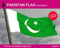 Pakistan Animated Flag