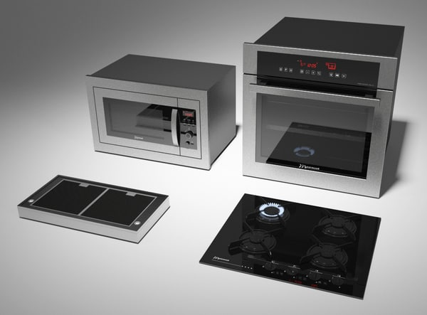 3d model kitchen mastercook