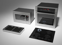 3d model kitchen mastercook