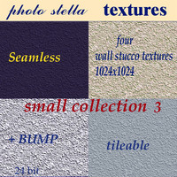 wall stucco texture small collection 3