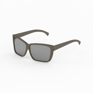 3ds max fendi sunglasses