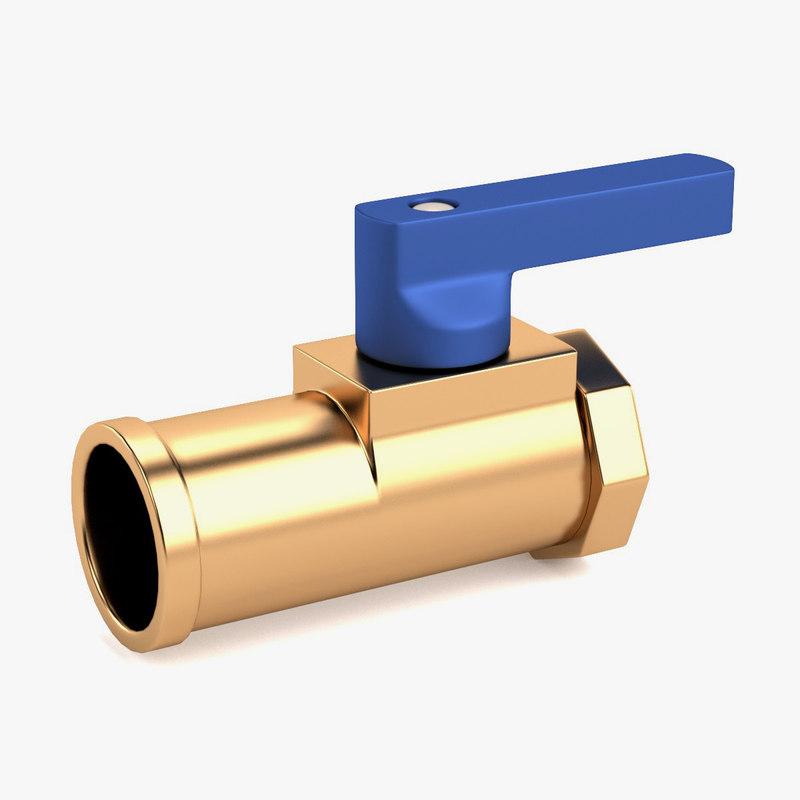 obj valve water