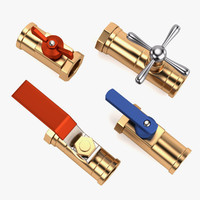 Water Pipe Valves