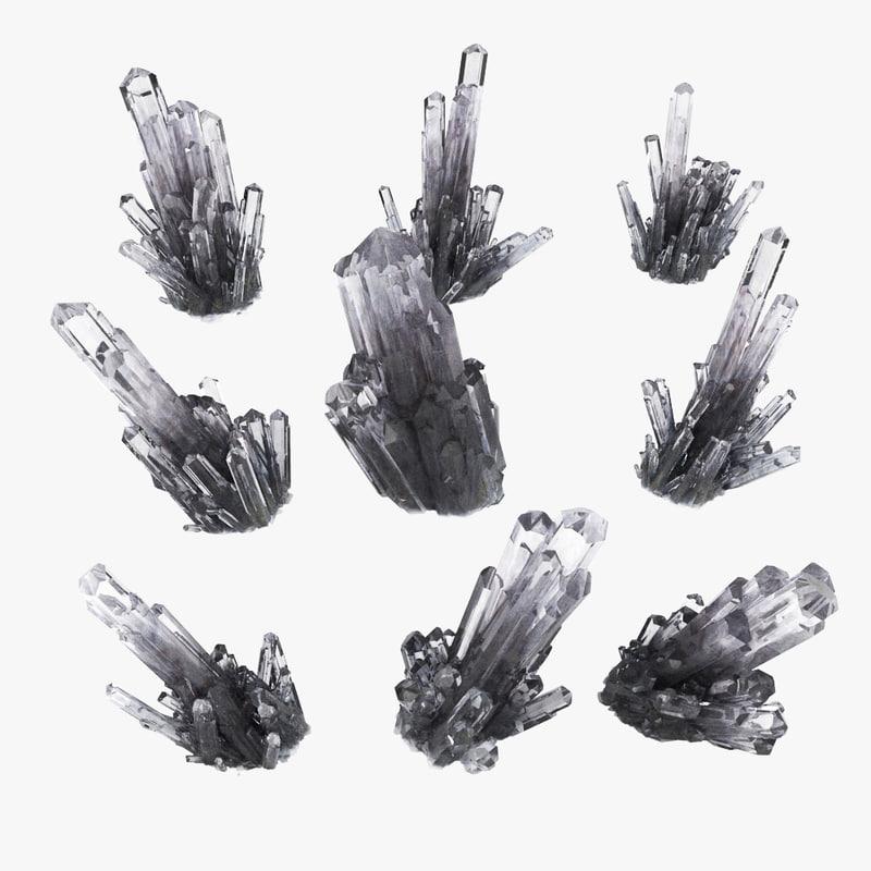max crystals realistic