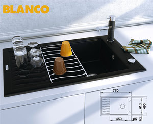 3ds max kitchen blanco elon xl