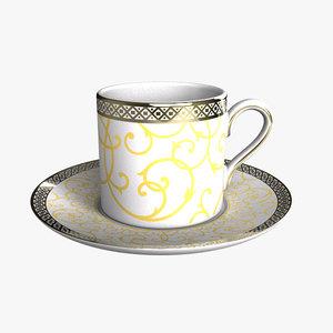 wedgwood coffee cup 1 3d 3dm