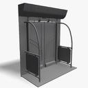 bus door 3D models