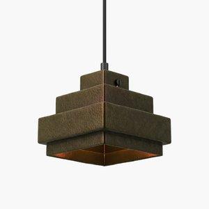 3d model lustre square light 3