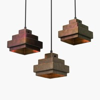 max pendant lights lustre square