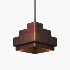 lustre square light 1 3d model