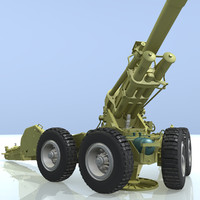 OB-155 BF50 155-mm field howitzer (Model-50)