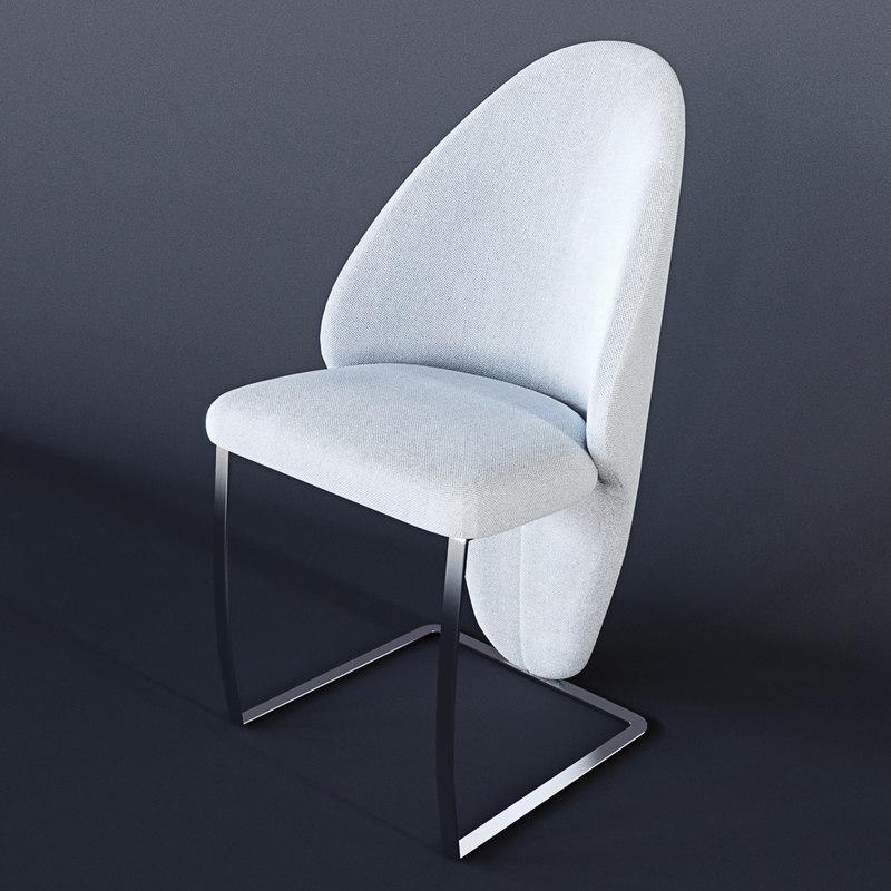 3dsmax b1411 chair