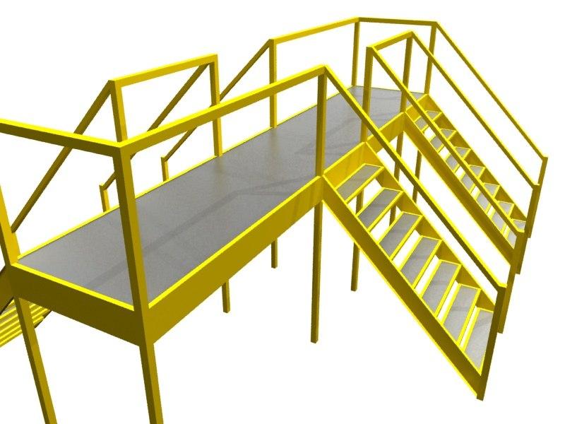 conveyor crossovers 3d 3ds