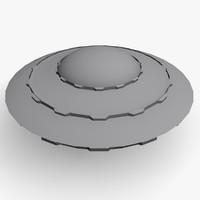 3d ufo