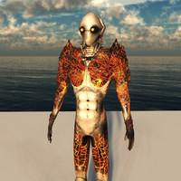 maya magma robot