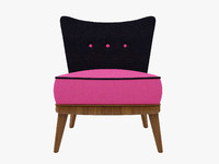john lewis harmony colour 3d model