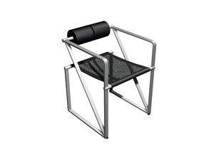 3d model seconda chair