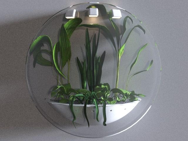 hi-poly object art 3d model