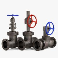 3ds max valves
