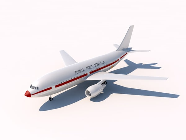 3dsmax airbus a310