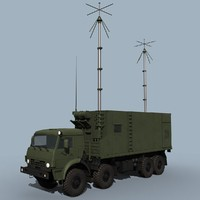 Pantsir-S1 Command post