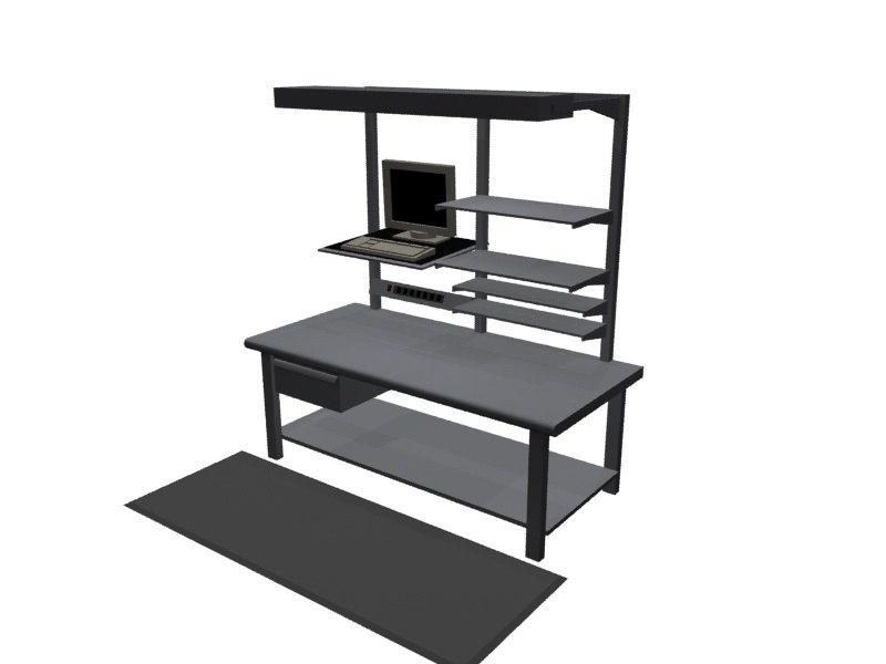 3ds max standard workstation