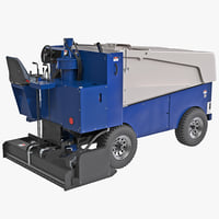 Zamboni 552 Ice Machine
