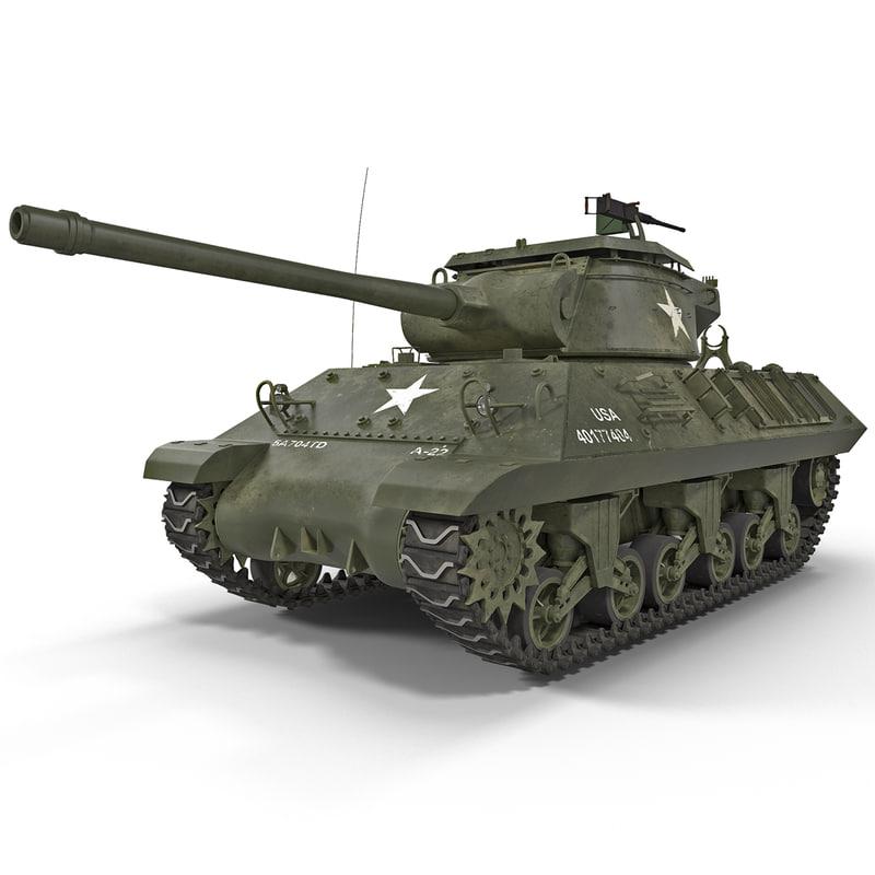 3d tank destroyer m36 jackson