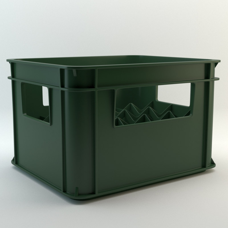bottle crate max