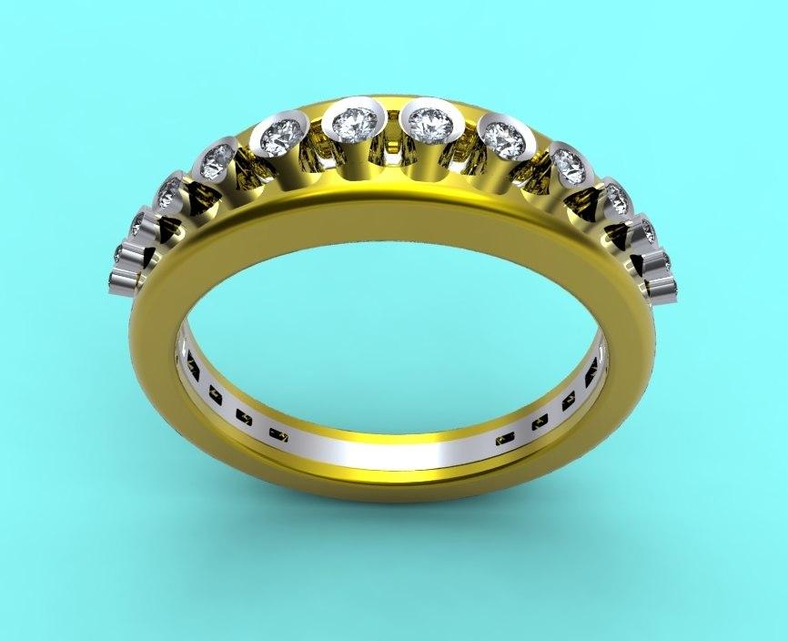 3dm designed gold
