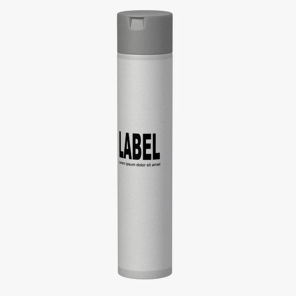 cosmetic spray 3d lwo