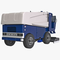 Zamboni 546 Ice Machine